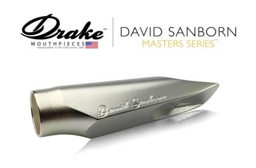 Drake David Sanborn Alto Saxophone Mouthpiece