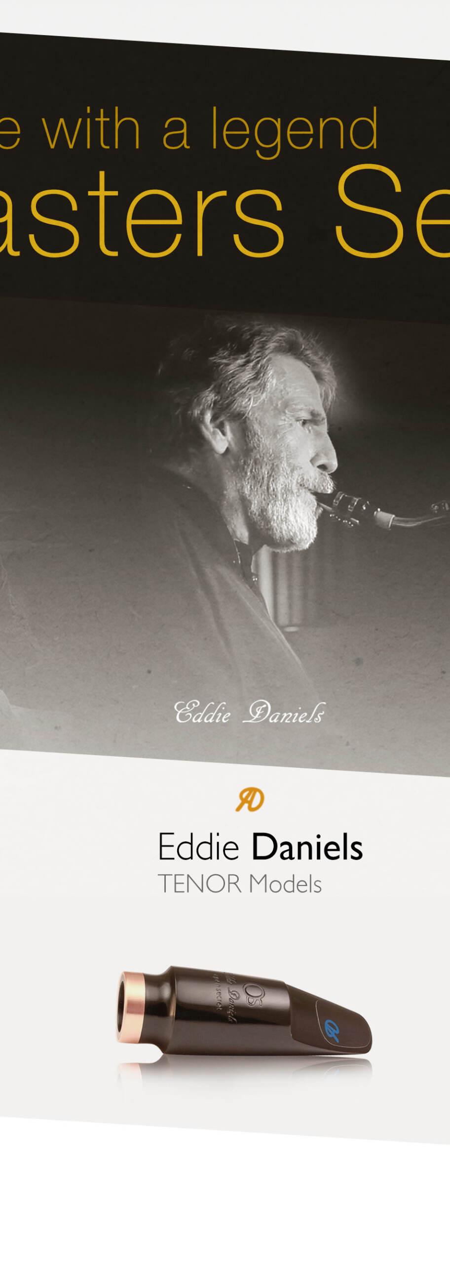 Eddie Daniels Tenor Models